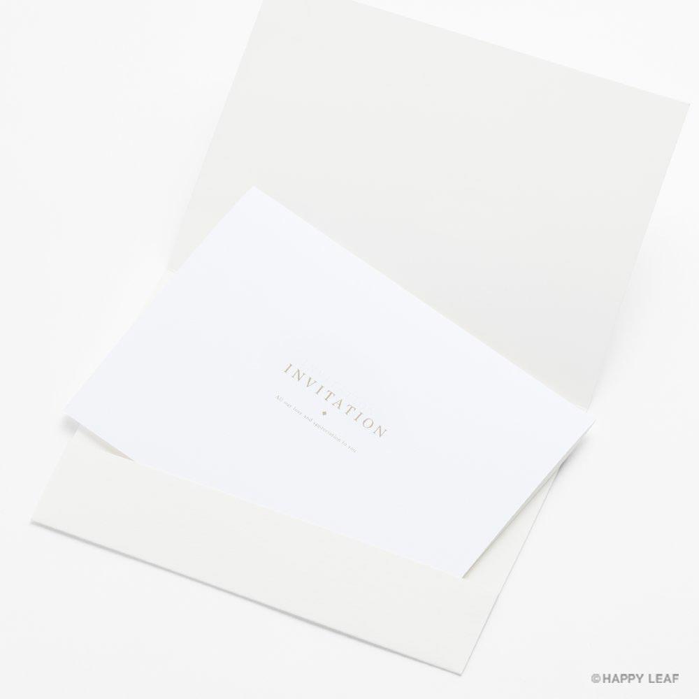 結婚式 招待状 SUMI 4