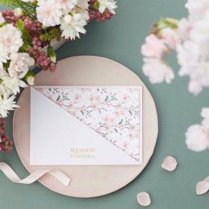 結婚式 招待状 fleurir イメージ