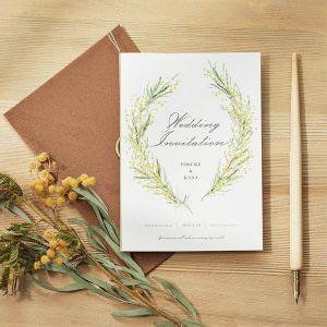 結婚式 招待状 klein イメージ