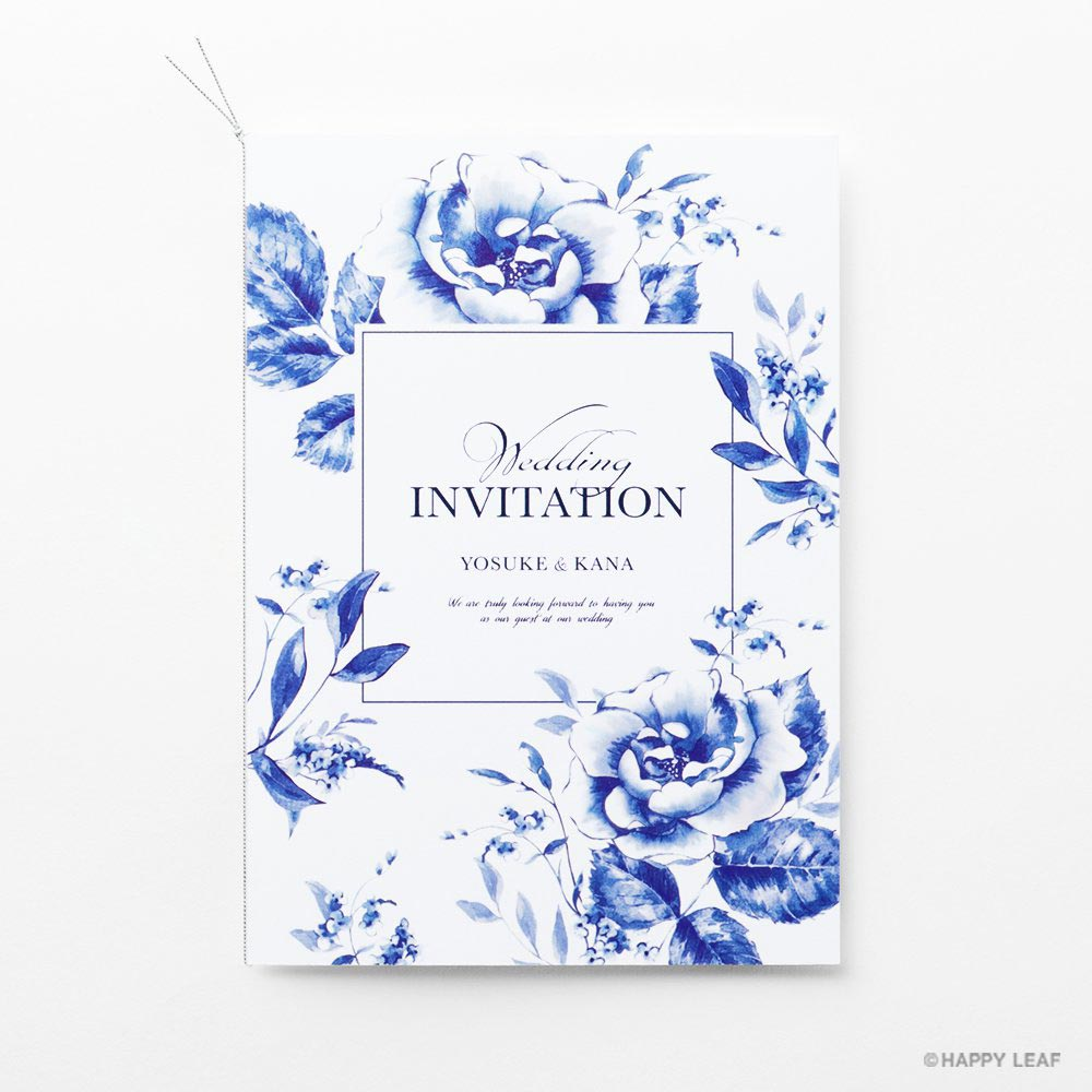 結婚式 招待状 Merveille 2