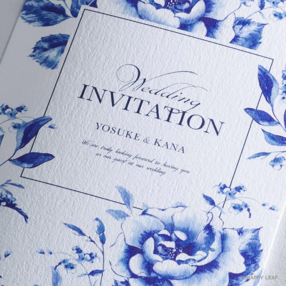 結婚式 招待状 Merveille 3