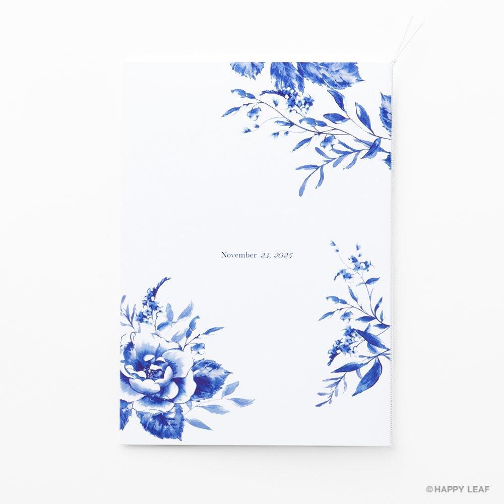 結婚式 招待状 Merveille 4