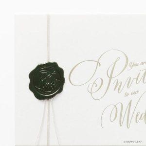 結婚式 招待状 Vino bianco イメージ