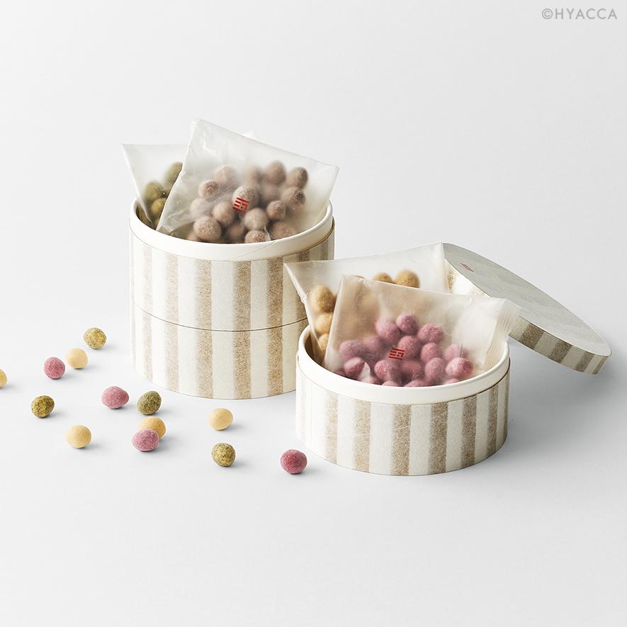 引き菓子 五穀豆菓子/千千豆 6種類入り[五穀屋]