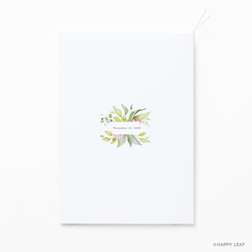 結婚式 招待状 Citron 4