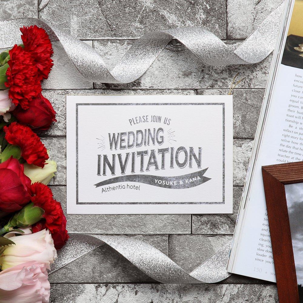 結婚式 招待状 PHOTOPROPS 1