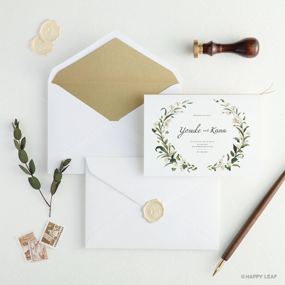 結婚式 招待状 Bianca 11