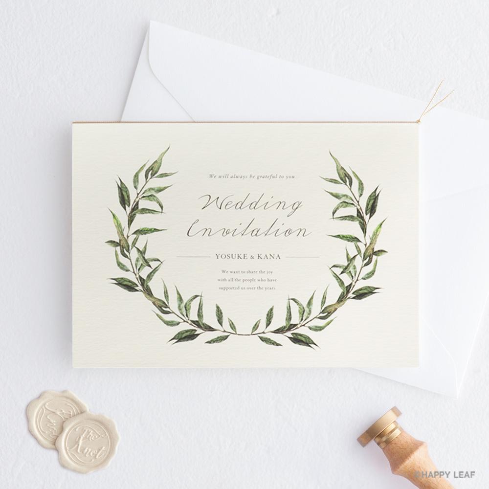 結婚式 招待状 erba