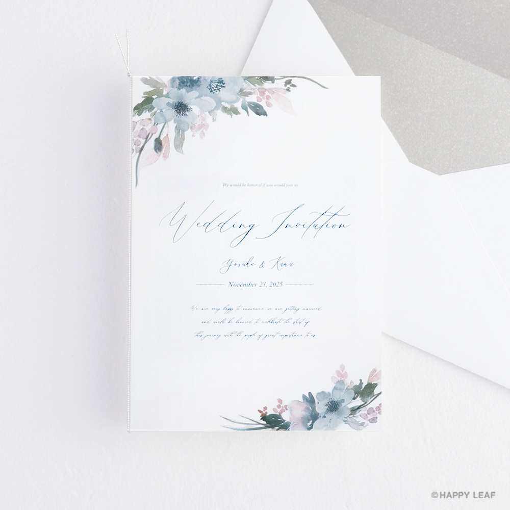 結婚式 招待状 Grato