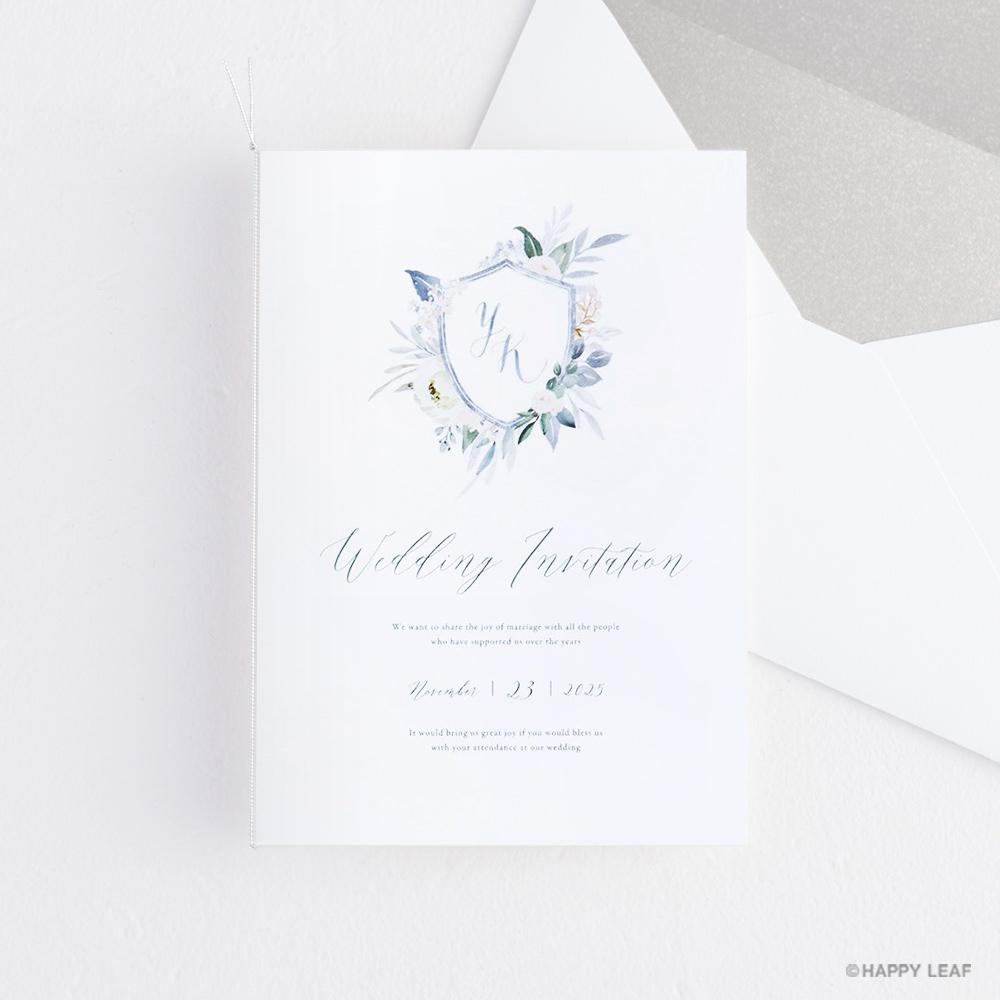 結婚式 招待状 Avan