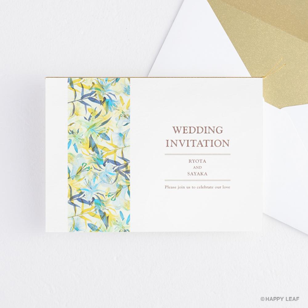 結婚式 招待状 Musee