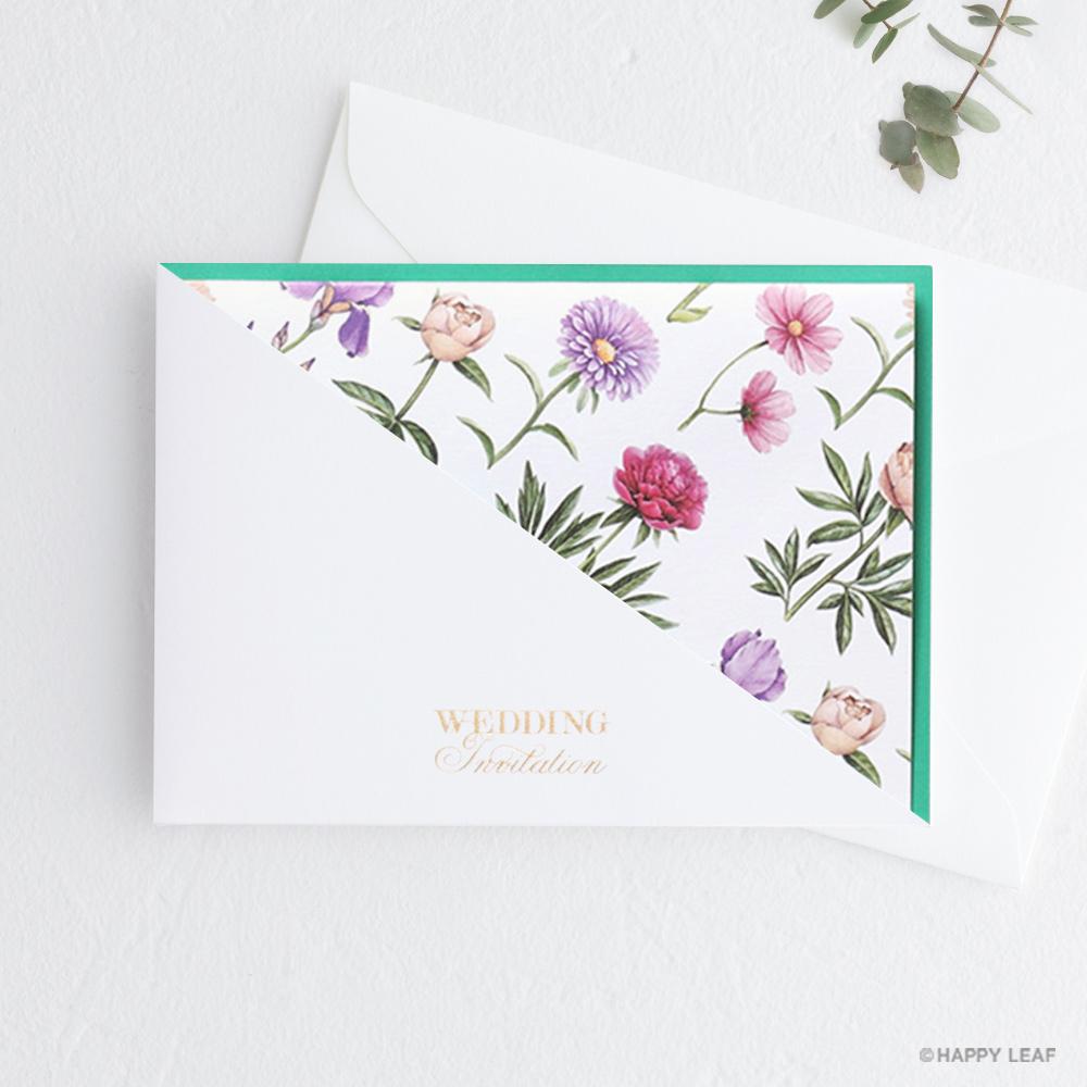 結婚式 招待状 gift