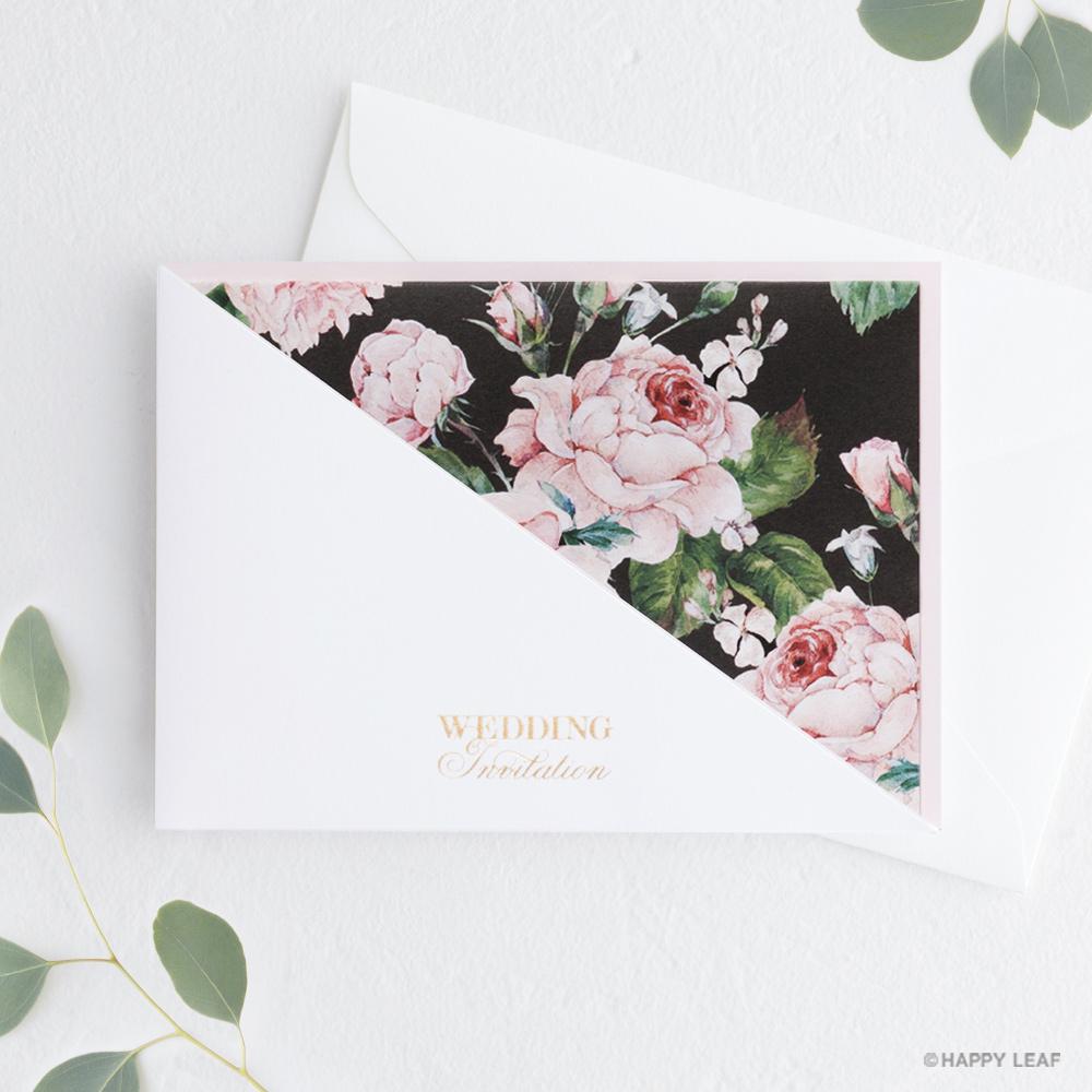 結婚式 招待状 Beaute