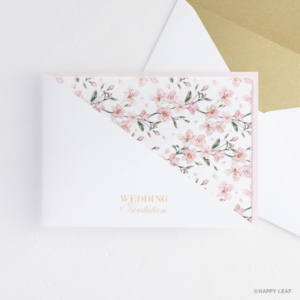 結婚式 招待状 fleurir