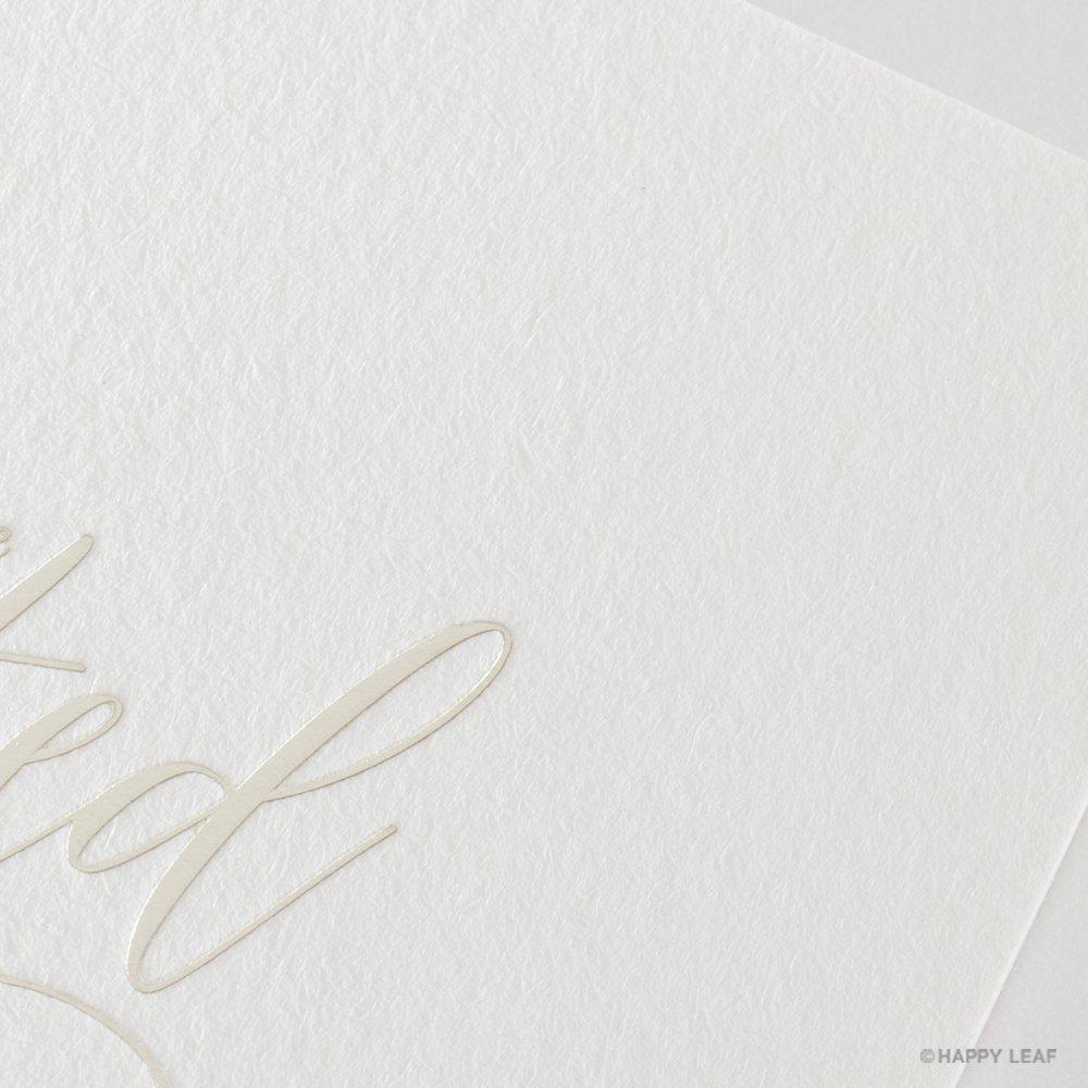 結婚式 招待状 Vino champagne 3