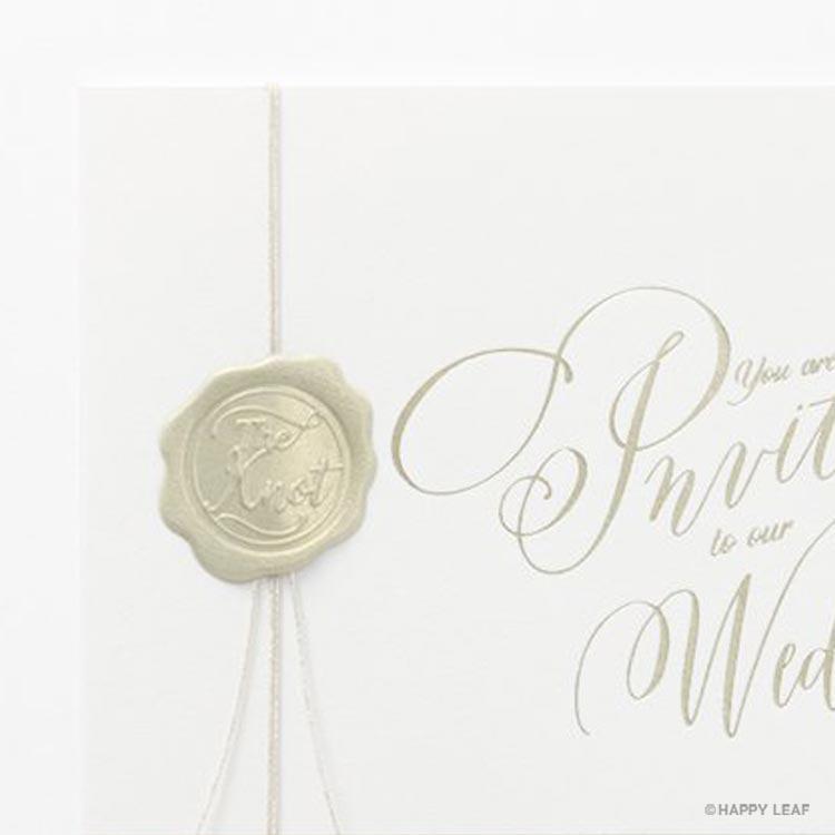 結婚式 招待状 Vino champagne イメージ