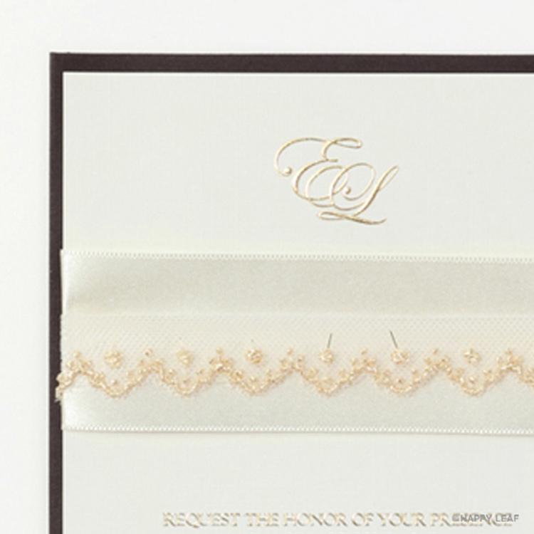 結婚式 招待状 Champagne イメージ