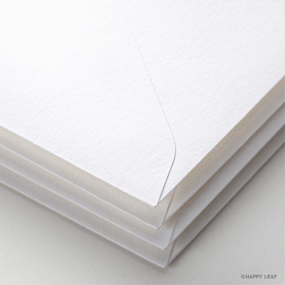 結婚式 招待状 Glanz ホワイト 7