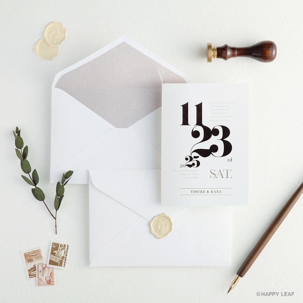 結婚式 招待状 No. 11