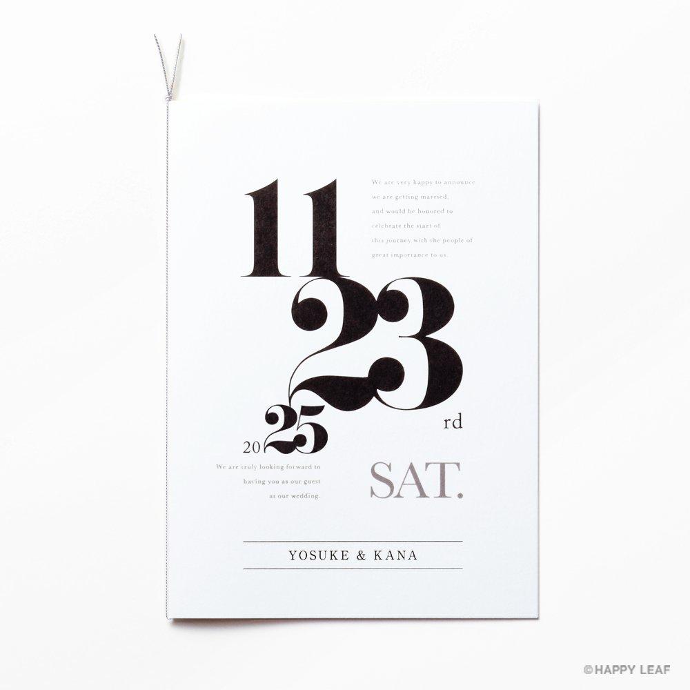 結婚式 招待状 No. 2
