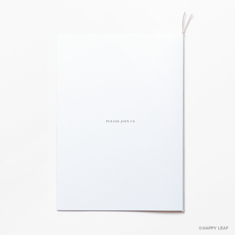 結婚式 招待状 No. 4