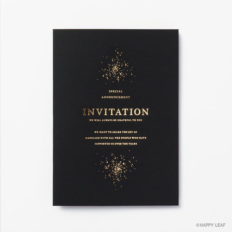 結婚式 招待状 Glanz