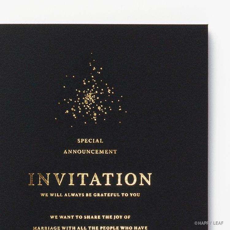 結婚式 招待状 Glanz イメージ