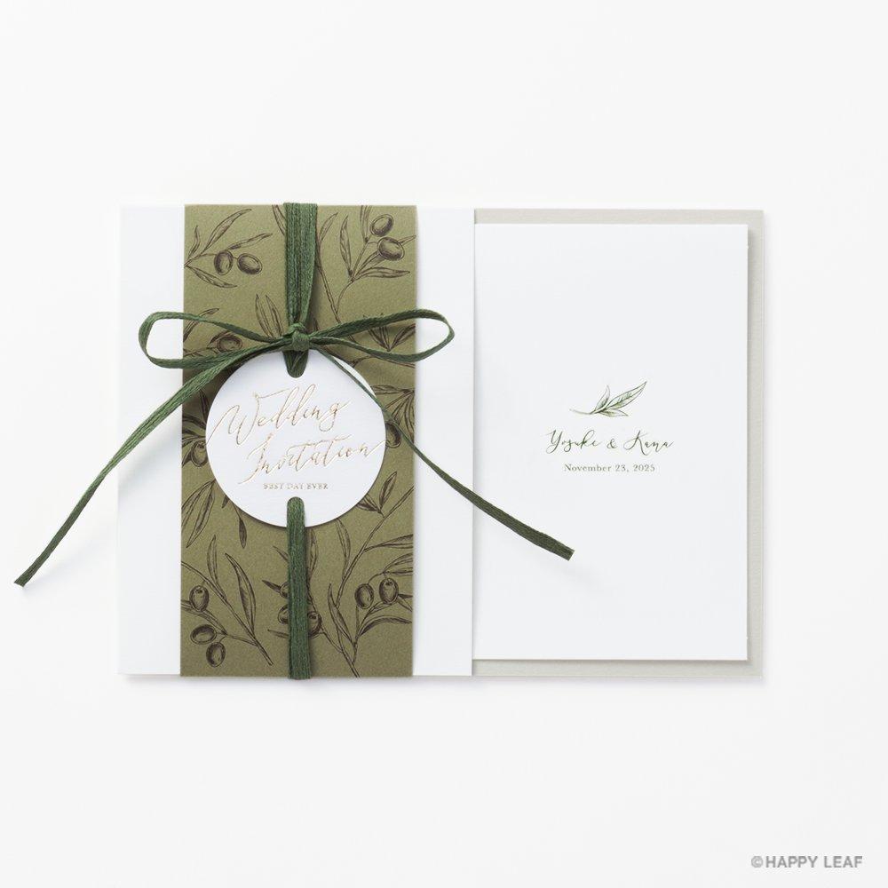 結婚式 招待状 Liber 1