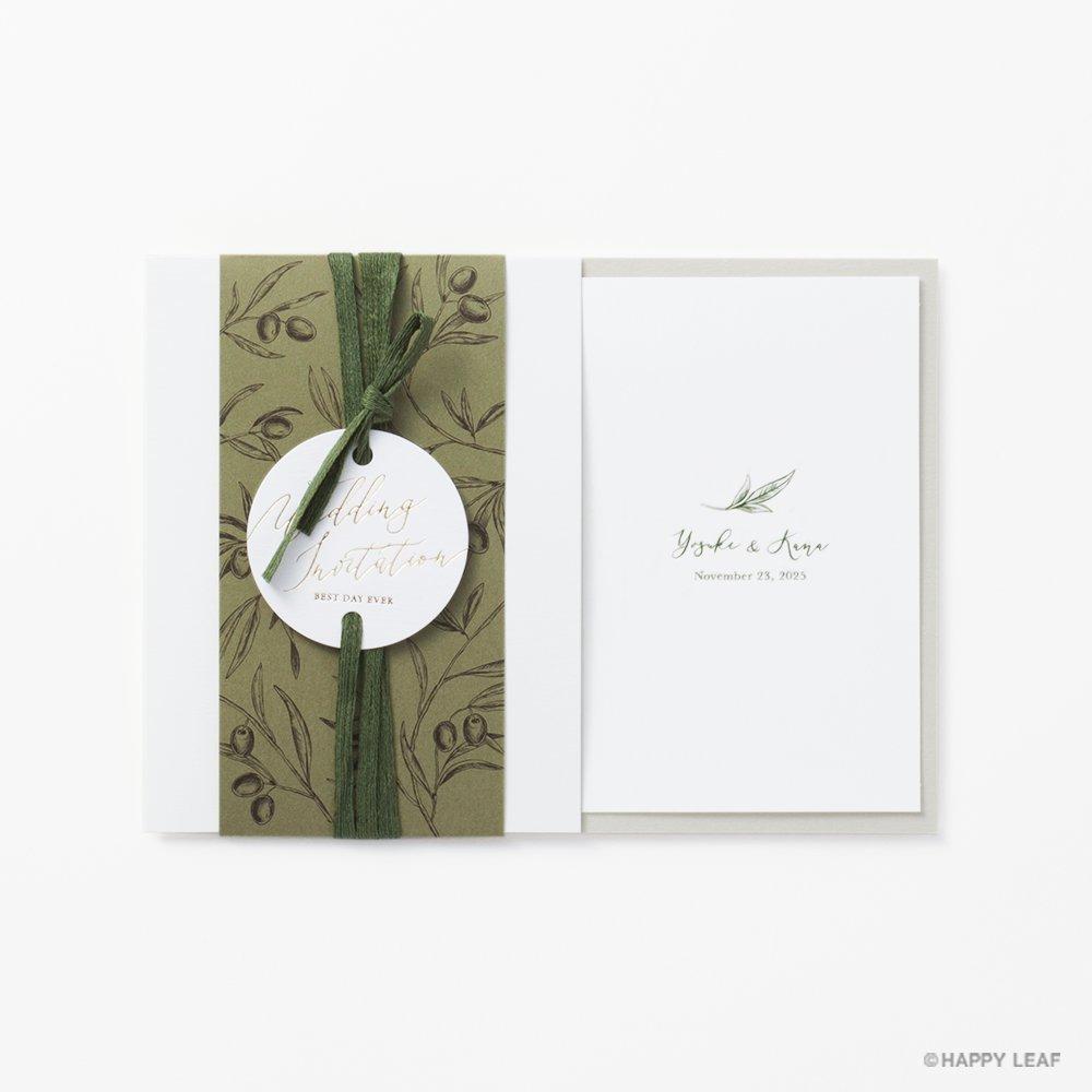 結婚式 招待状 Liber 11