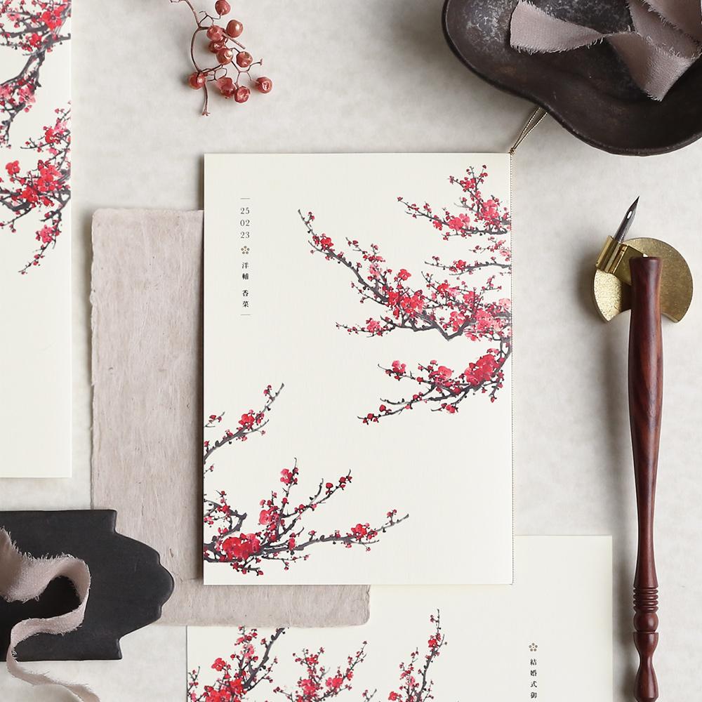 結婚式 招待状 komachi イメージ