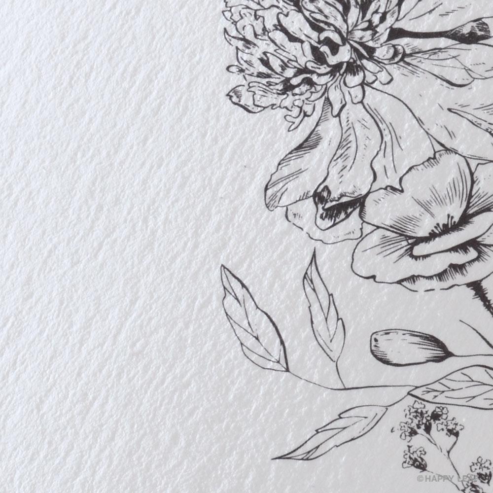 席次表 aria ホワイト -tracing paper- 4