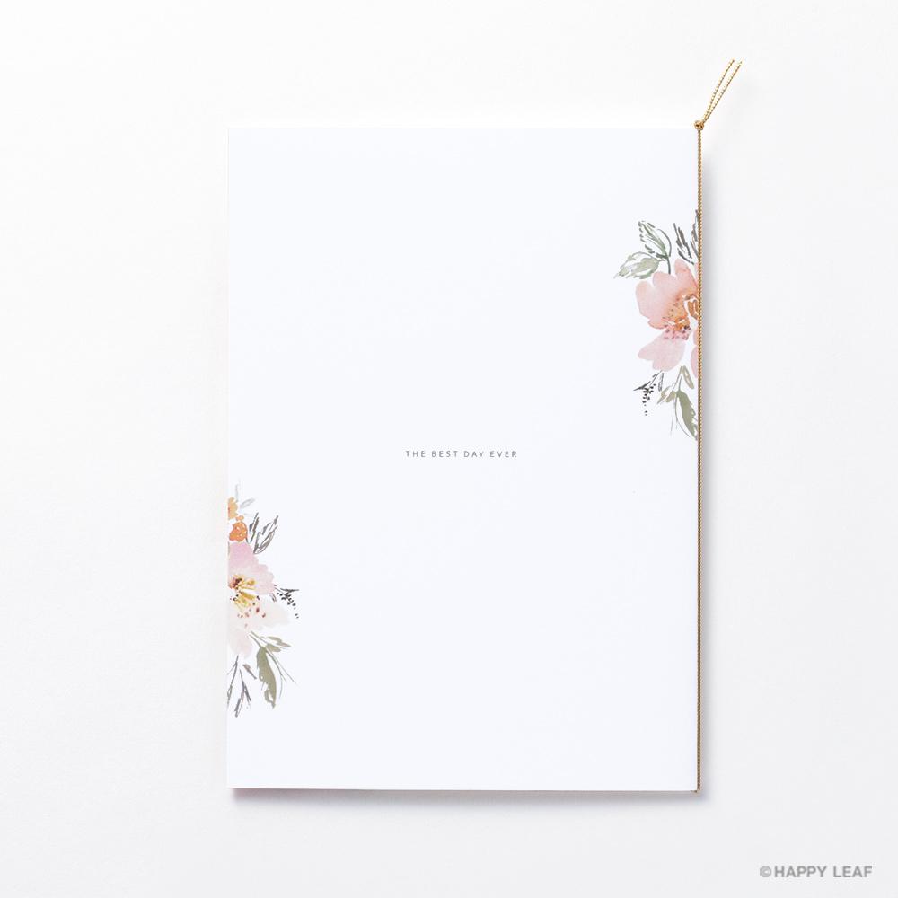 結婚式 招待状 calin 4