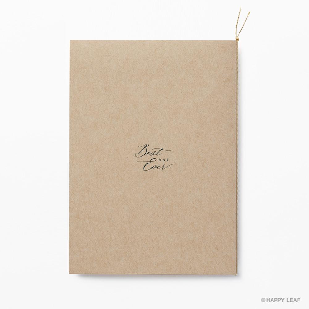 結婚式 招待状 cotone 4