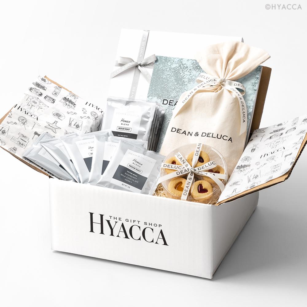 引き出物 カタログギフト/ブックタイプ 全3種類+焼き菓子+コーヒー[ディーン&デルーカ]</br>6,270円~(税込)