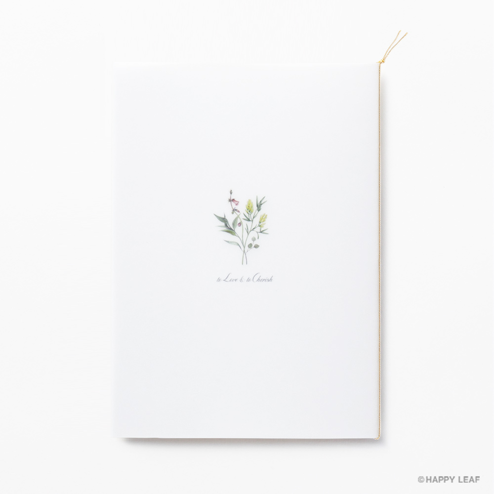 結婚式 招待状 feld 6
