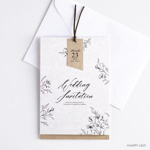 結婚式 招待状 aimable