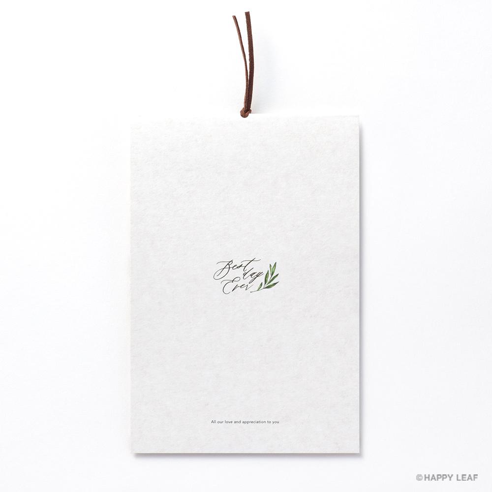 結婚式 招待状 foglia 8