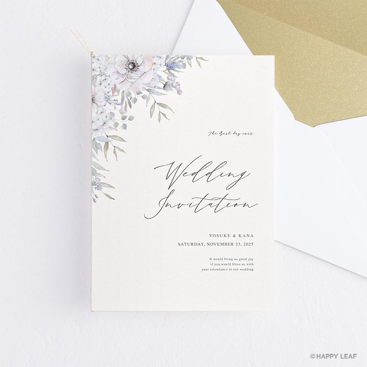 結婚式 招待状 verite