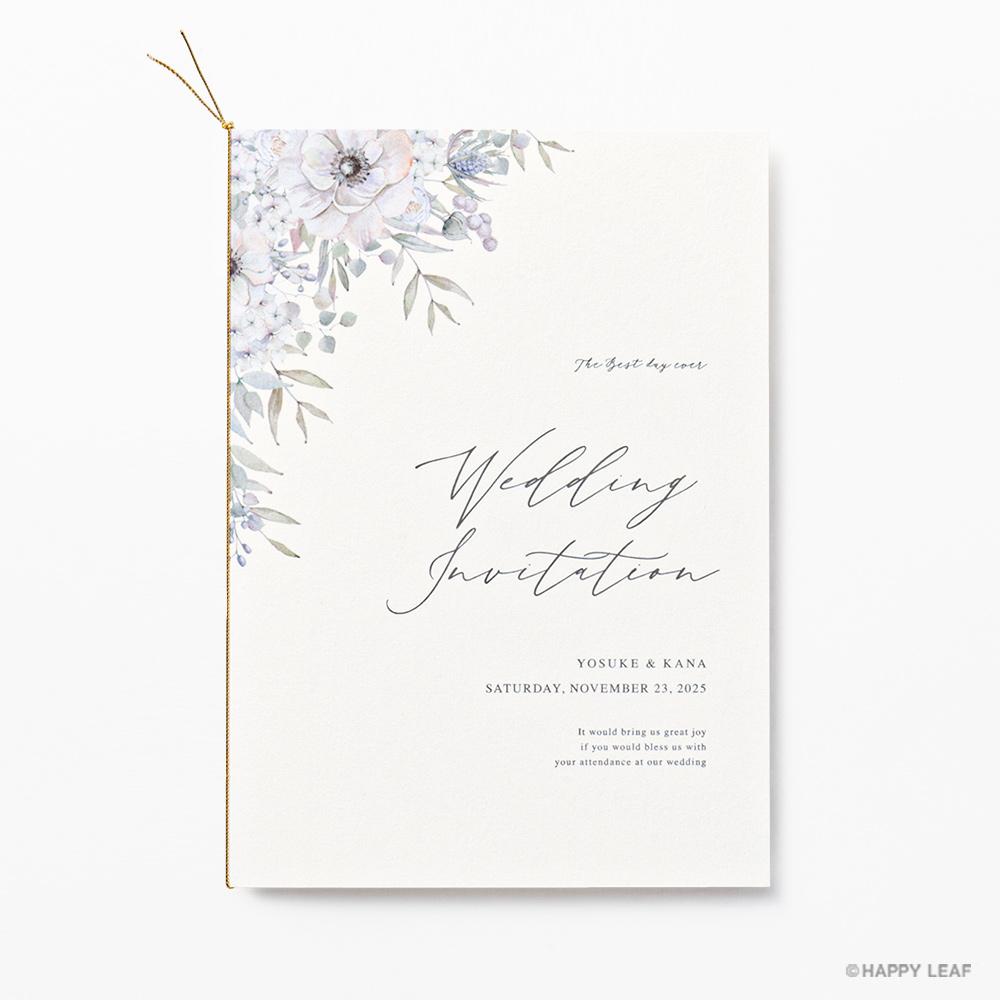 結婚式 招待状 verite 2