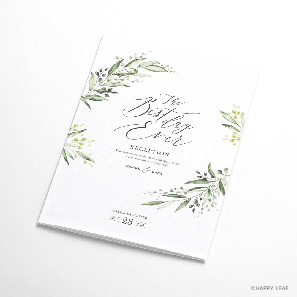 席次表 grass -signature- 8