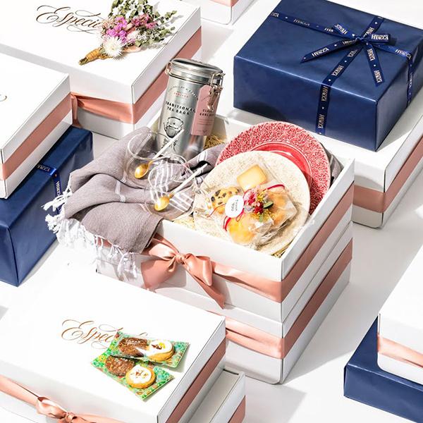 【8/19リリース!】コロナ禍での結婚式にオススメの「引き出物宅配」に新セットが登場!