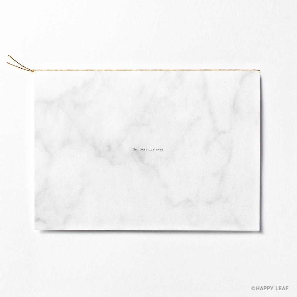 結婚式 招待状 annette カラー 5