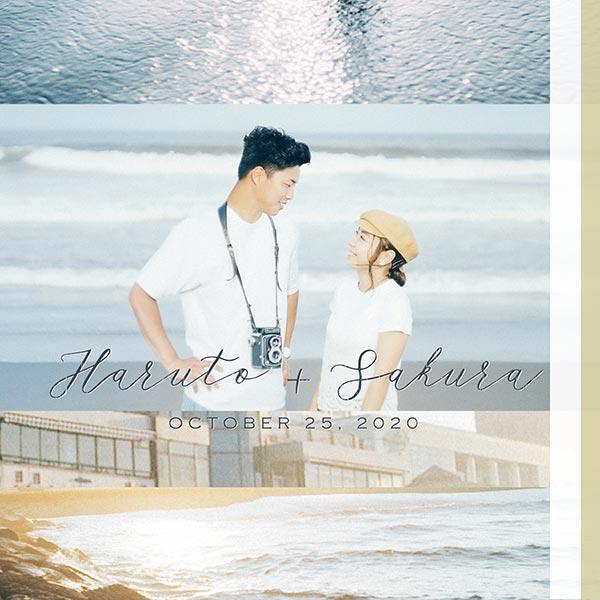 ウエディング雑誌『Wedding navi VOL.12』『横浜・湘南 Wedding No.28』に、姉妹ブランドが掲載されました