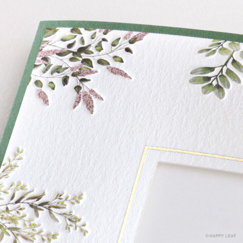 結婚式 招待状 florent / フローレン 3